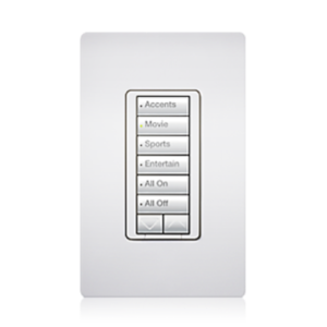 Lutron Keypads