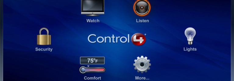 Control 4 Home Controls
