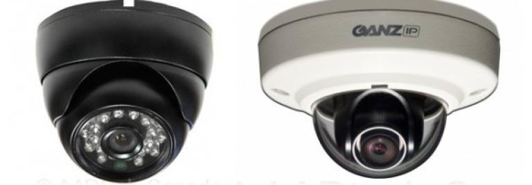 Analog VS IP Security Cameras