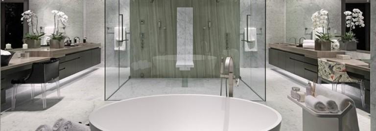 Bathomatic: filled with technology & luxury