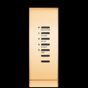 Lutron Architrave Keypads