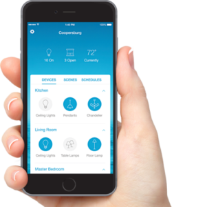 Lutron Mobile App
