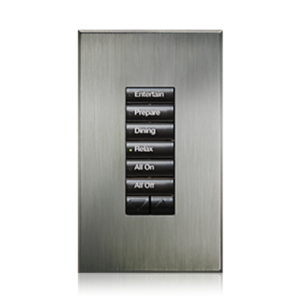 Lutron SeeTouch Keypads