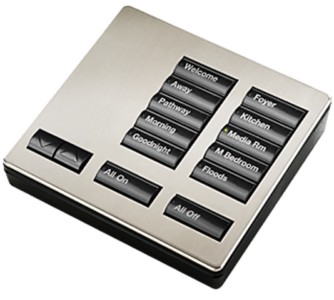 Lutron Table Top Keypad