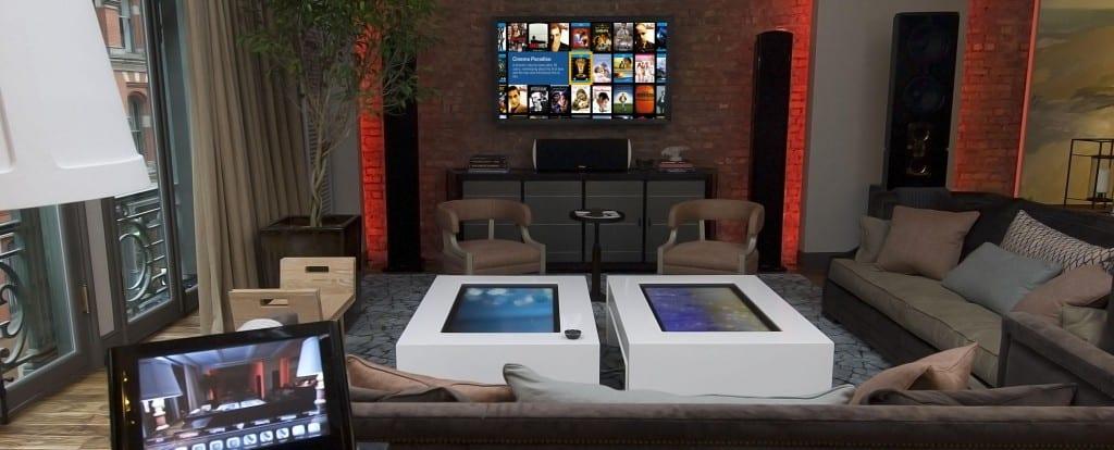 Audio & Video Room