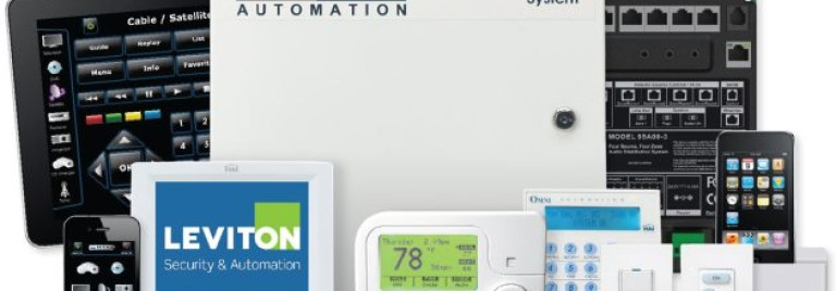 Leviton / HAI Home Controls