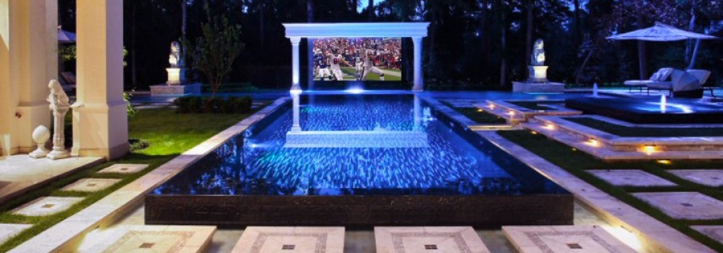 OUTDOOR TV AUDIO & VIDEO