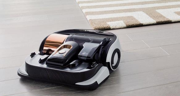 Automated Vacuum Robot
