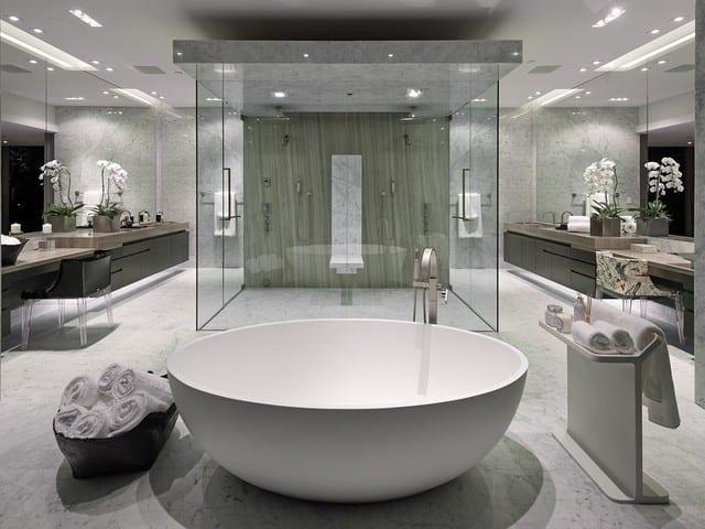 automated bathtub bathomatic