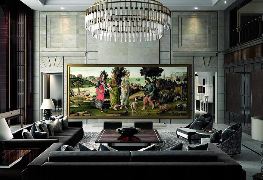 Worlds Largest TV artwork 2