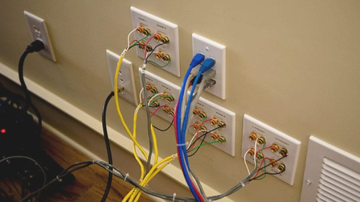 Exisiting Wiring for Smart Home