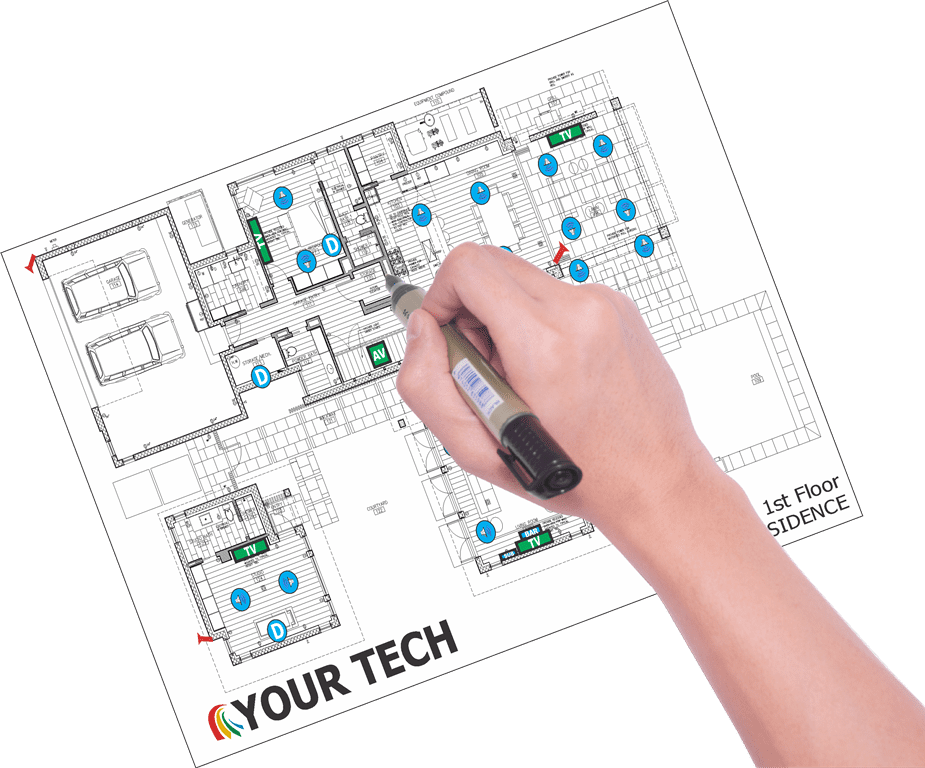 Revise your smart home plans