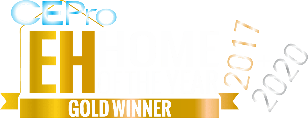 Electronic Home of the Year Winner